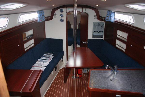 2007 hanse yachts hanse 315  4 2007 Hanse Yachts Hanse 315