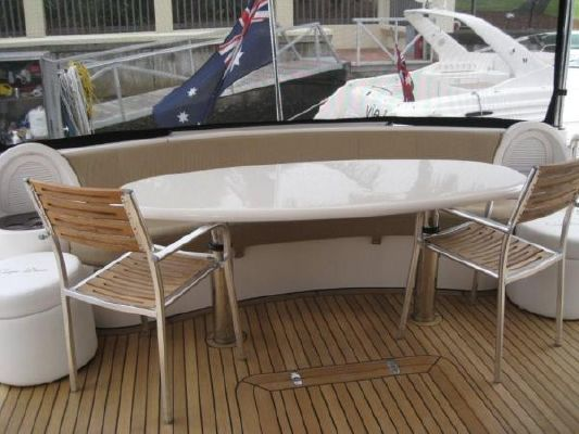 Horizon Flybridge Motor Yacht 2007 Flybridge Boats for Sale