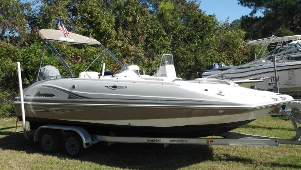 Hurricane FunDeck GS 202 OB 2007 All Boats