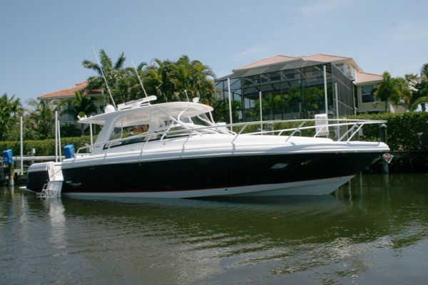 Boats for Sale & Yachts Intrepid 390 Sport Yacht (LOADED! MINT!) 2007 All Boats
