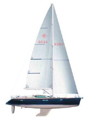 Jeanneau 54DS 2007 Jeanneau Boats for Sale