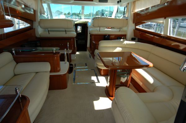 Jeanneau Prestige 46 Express Cruiser similar to Princess and Sea Ray 2007 All Boats Jeanneau Boats for Sale Princess Boats for Sale Sea Ray Boats for Sale