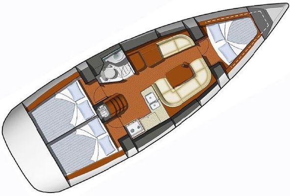 Boats for Sale & Yachts Jeanneau Sun Odyssey 36i Performance 2007 Jeanneau Boats for Sale