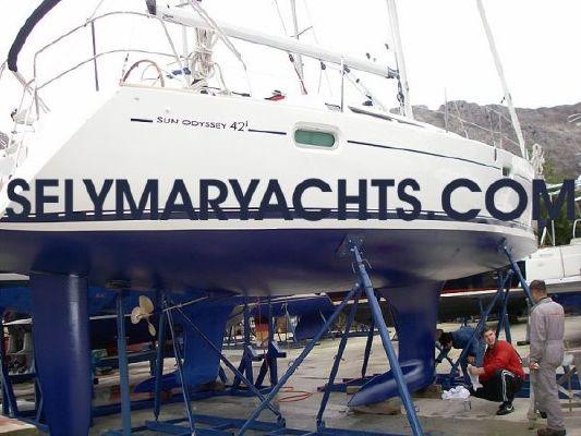 Boats for Sale & Yachts Jeanneau Sun Odyssey 42 I 2007 Jeanneau Boats for Sale