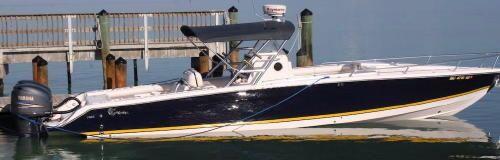 Jefferson Marlago (Cuddy cabin) 2007 All Boats