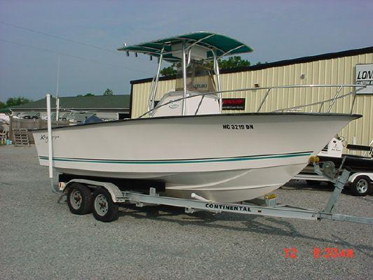 Key Largo 206 CC 2007 Boats for Sale & Yachts