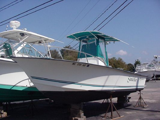 Key Largo 236 Center Console 2007 All Boats