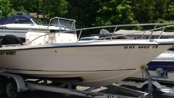 Key West 2020CC 2007 Key West Boats for Sale
