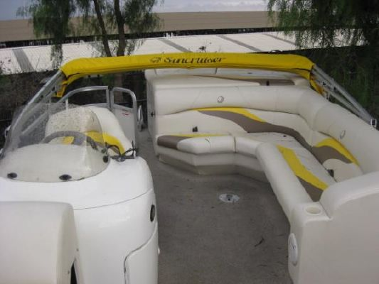 Fishing Pontoon Boats For Sale >> 2007 Lowe Suncruiser TR200 Pontoon - Boats Yachts for sale