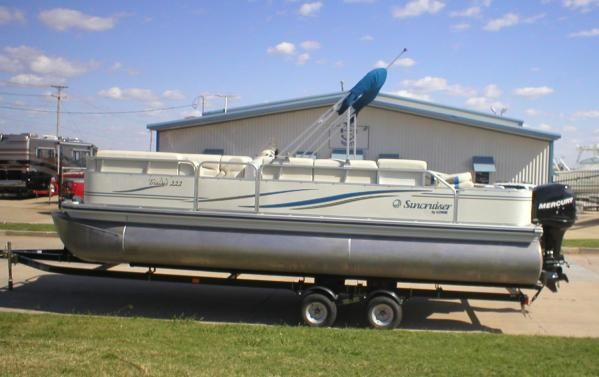 Boats for Sale & Yachts Lowe SUNCRUSIER 2007 All Boats