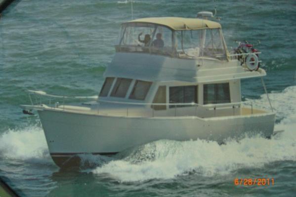 Mainship 34 Trawler 2007 Trawler Boats for Sale