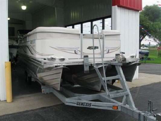 Manitou 26 Legacy SHP 2007 All Boats