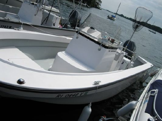 Maritime 20 Defiant 2007 Skiff Boats for Sale