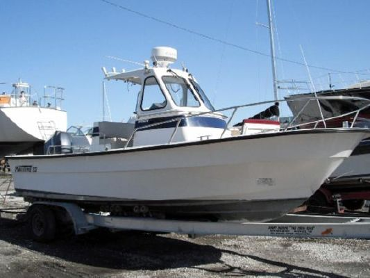 Maritime PATRIOT 2007 Skiff Boats for Sale