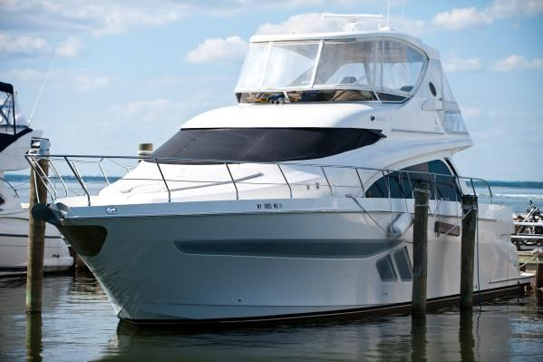 2007 Marquis 55 39 Motor Yacht Boats Yachts For Sale
