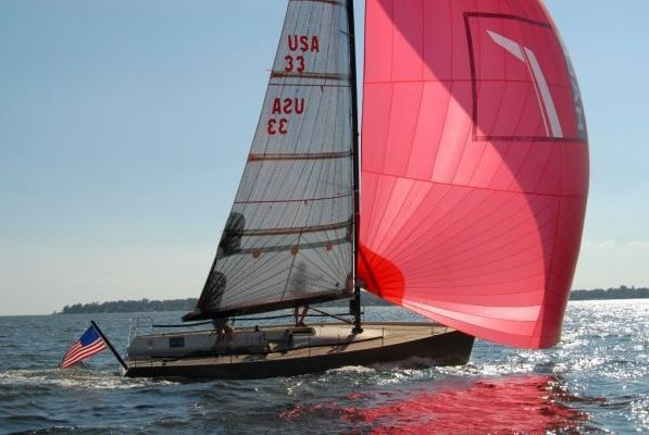 Maxi Dolphin 33 Day Racer by Maxi Dolphin 2007 SpeedBoats
