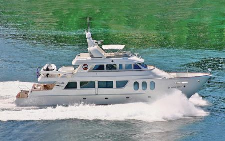 MCP Yachts GFT 98 2007 All Boats