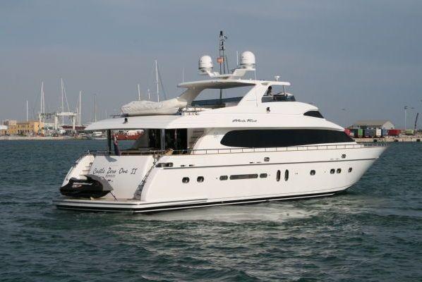 Monte Fino 92 RPH 2007 All Boats
