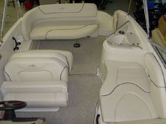 Monterey 250 CR 2007 350 MAG BRAVO III 2007 Monterey Boats for Sale,