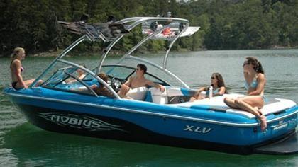 Moomba Mobius XLV 2007 Moomba Boats for Sale