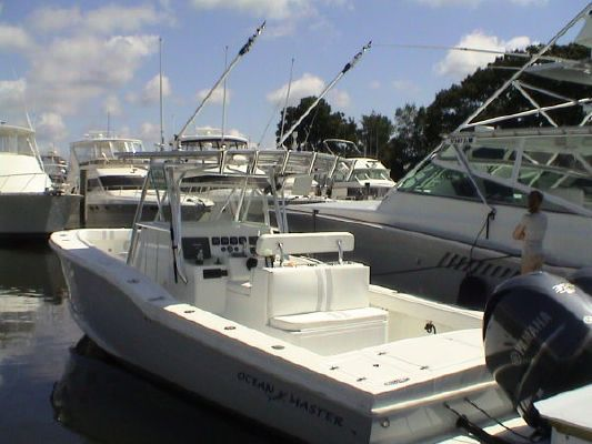 Ocean Master Center Console w/350's!! 2007 All Boats