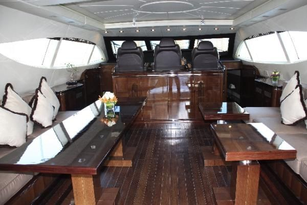 Boats for Sale & Yachts Overmarine Mangusta 105 Sport 2007 All Boats