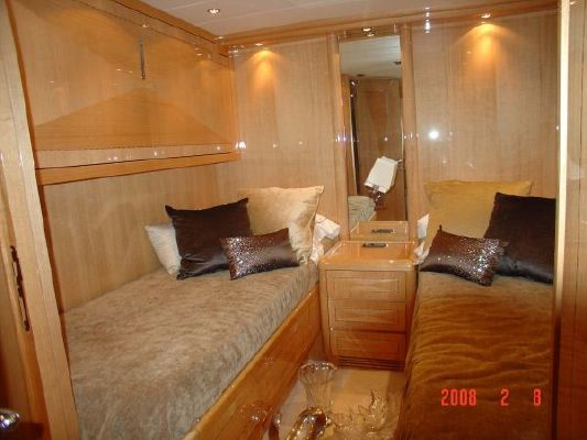 Boats for Sale & Yachts Overmarine, Mangusta 72 Hard Top 2007 All Boats