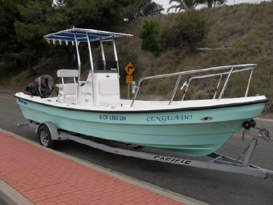 PANGA LX 22' Center Console 2007 All Boats