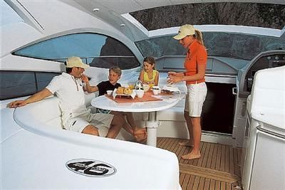 Pershing 46 2007 All Boats