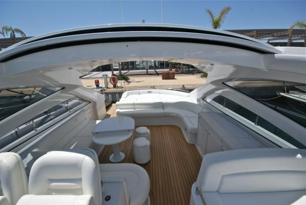 Pershing 56 2007 All Boats