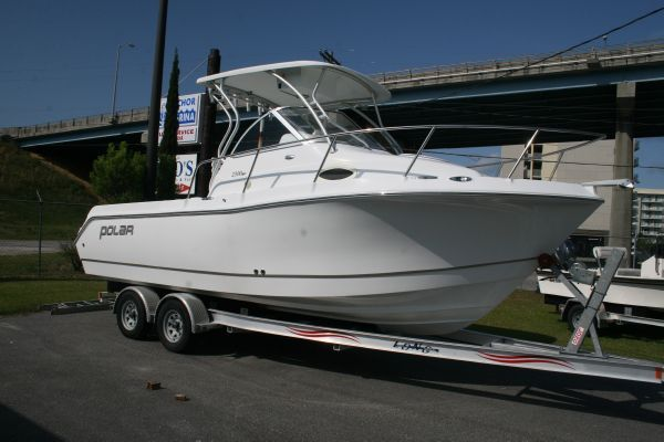 Polar 2300 Walkaround 2007 All Boats Walkarounds Boats for Sale