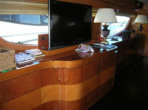 Posillipo Technema 85 2007 All Boats