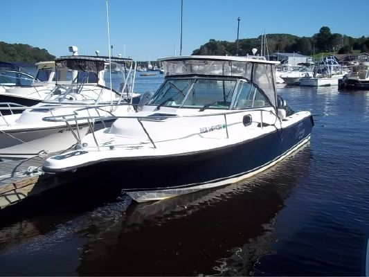 2007 pursuit os 255 offshore  1 2007 Pursuit OS 255 Offshore
