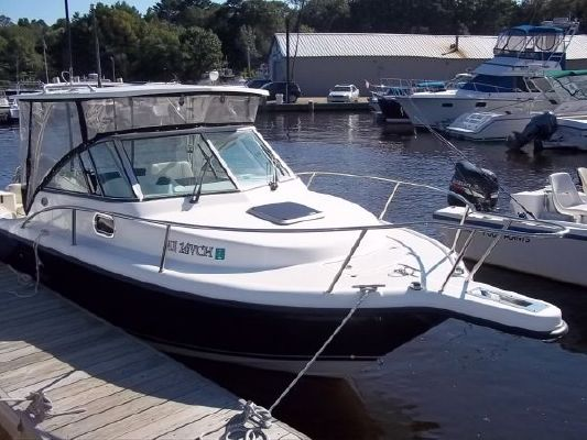 2007 pursuit os 255 offshore  3 2007 Pursuit OS 255 Offshore