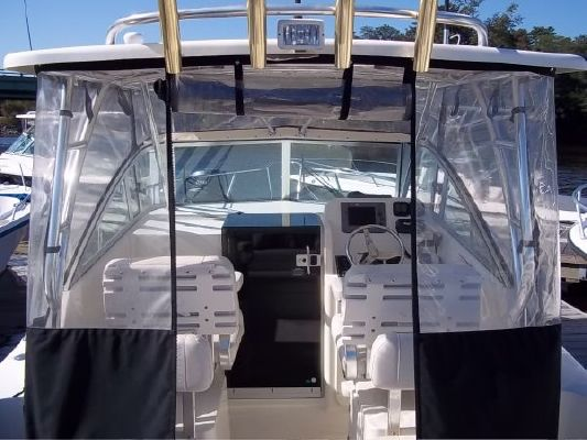 2007 pursuit os 255 offshore  6 2007 Pursuit OS 255 Offshore