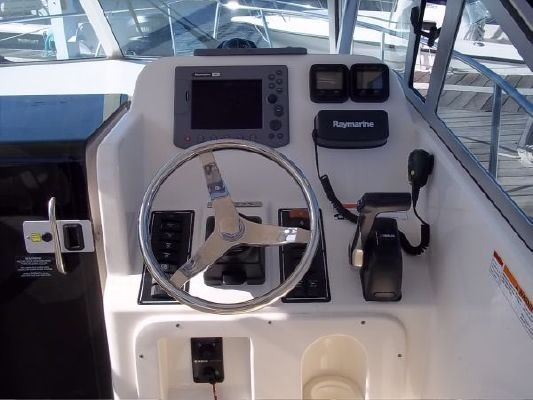 2007 pursuit os 255 offshore  9 2007 Pursuit OS 255 Offshore
