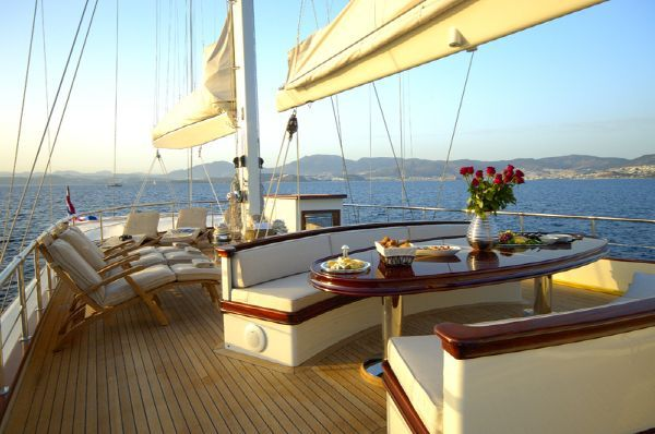 Queen of Andaman Silyon Yachts Classic Motorsailer 2007 Sailboats for Sale