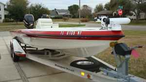Ranger 223 Caymen 2007 Ranger Boats for Sale