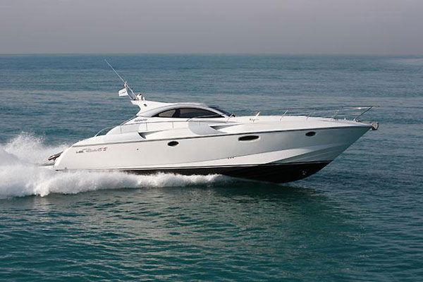 Rizzardi Incredible 45 2007 All Boats
