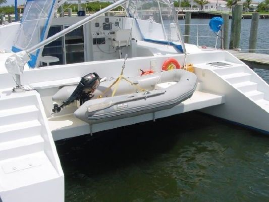 Roger Simpson 46 Catamaran 2007 Catamaran Boats for Sale