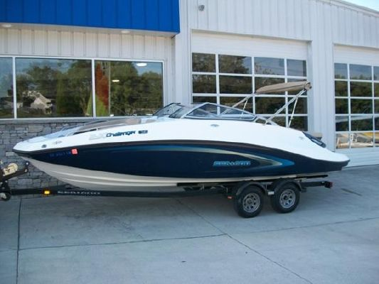 2007 Sea Doo Challenger 230 Se Boats Yachts For Sale