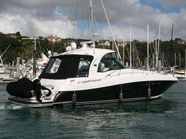 Sea Ray 525 Sundancer Sports Cruiser 2007 Sea Ray Boats for Sale