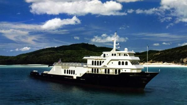 Boats for Sale & Yachts Shadow Marine Full Displacement Oceangoing Expedition Motoryacht 2007 All Boats