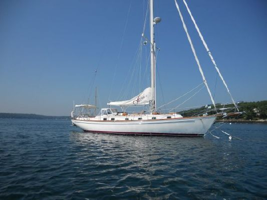 Shannon Cutter 46 2007 Sailboats for Sale