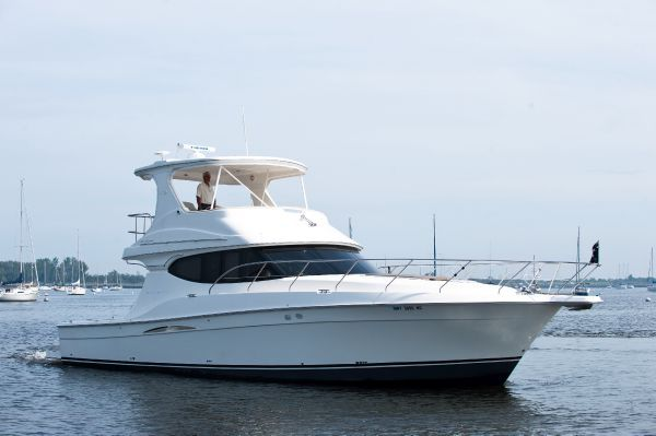 2007 Silverton 45 Convertible Boats Yachts For Sale