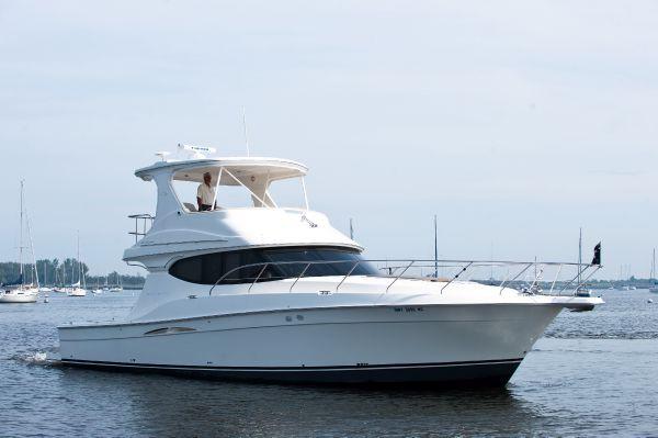 Silverton 45' Convertible 2007 Motor Boats