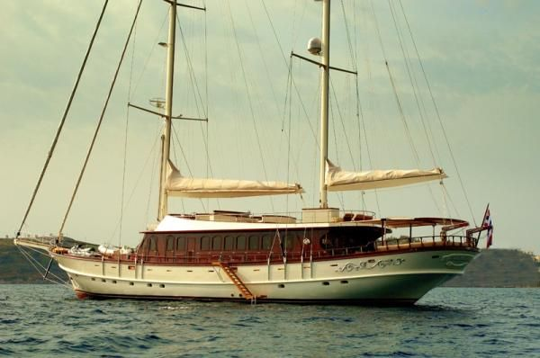 Silyon Yachts Classic Motor Sailer 2007 All Boats