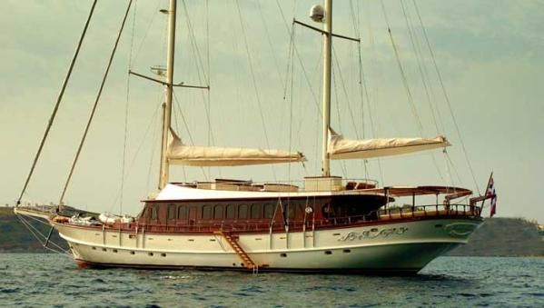 Silyon Yachts SY Queen of Andaman 41 m. 2007 All Boats