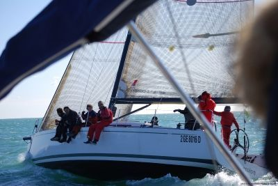 Sly 42 Race 2007 All Boats