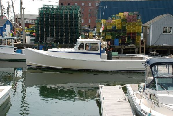 South Shore Lobster Boat 2007 Lobster Boats for Sale